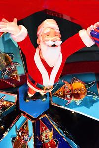 Santa Display - NYC Holiday Windows