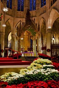 Christmas Season- St. Patrick's Cathedral