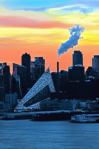 NYC-Via57 West Sunrise