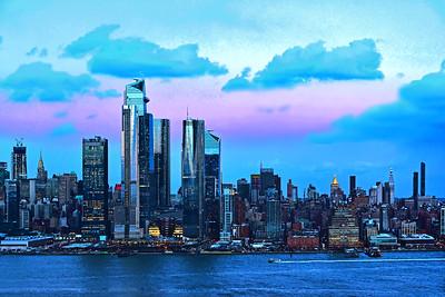 New York City Sundown Blues