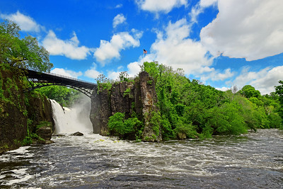 Great Falls Scenic View N.J.