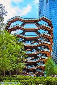 NYC Hudson Yards Park