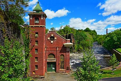 Great Falls National Park Mill NJ