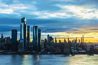 NYC-Thanksgiving Morning Light