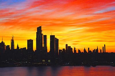 NYC Sunrise Opening Act