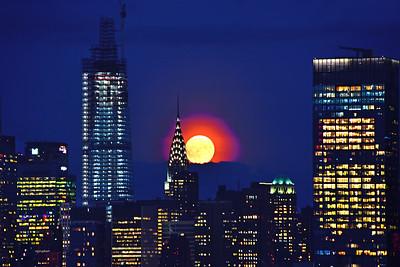 Harvest Moon NYC #1