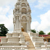 Stupa at the Royal Palace