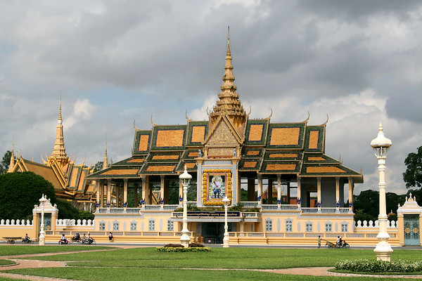 Chan Chhaya Pavilion