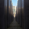 Holocaust Memorial in Berlin, Germany