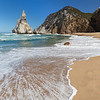 Praia da Ursa beach in Portugal