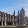 Historic Mosteiro dos Jeronimos in Lisbon