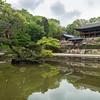 Buyongji Pond & Juhamnu Pavilion