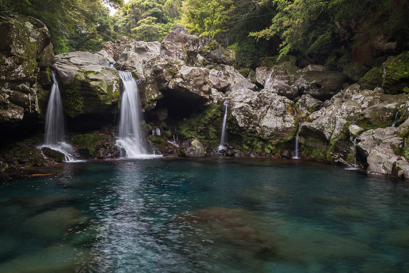 Wonang Waterfall