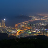 Busan by night
