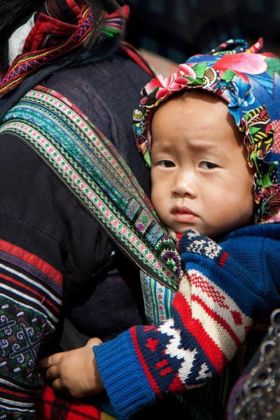 Hmong baby