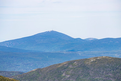 Sugarloaf Mountain from Saddleback Mountain