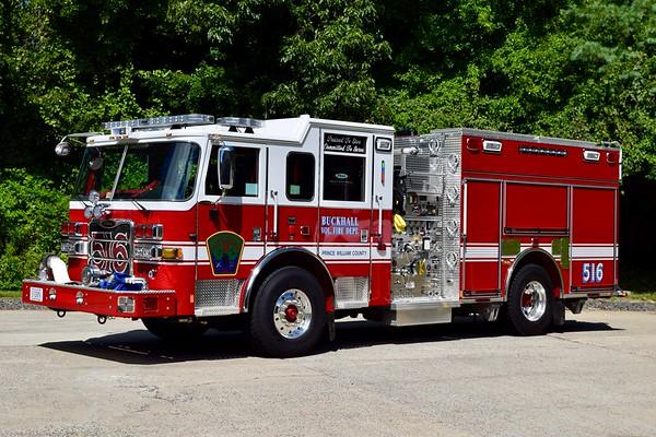 Company 16 - Buckhall Fire Department