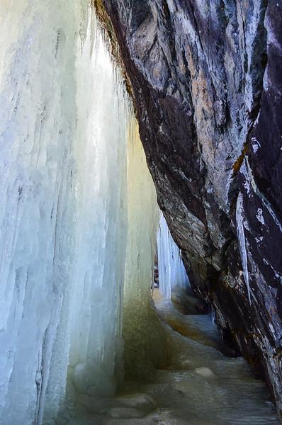 Prix d'Excellence Gosselin Photo - Sujet:  Le froid