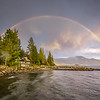 Lake Tahoe Rainbow