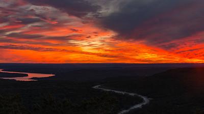 A Lago Vista Sunset_20160117_0148