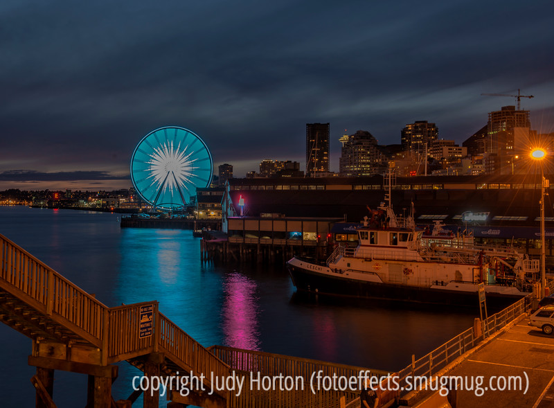Seattle's Big Wheel