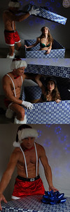 Sinister Santa - Janet - James - Randy MM Size 2