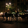 Carriage rides on market square