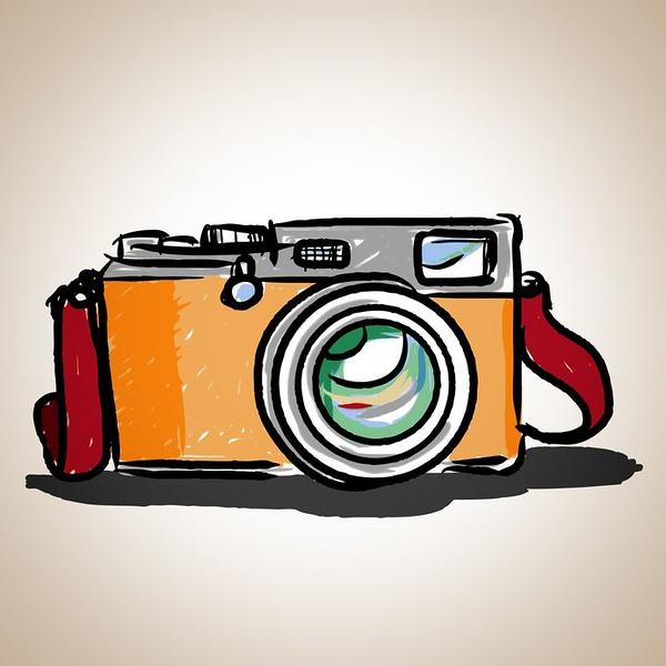 14288701 - camera toy vintage, illustration