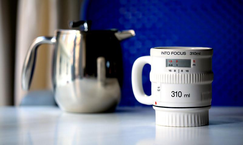 Lens mug in USA TODAY