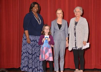 Lila Douglas, Carolina Elementary School