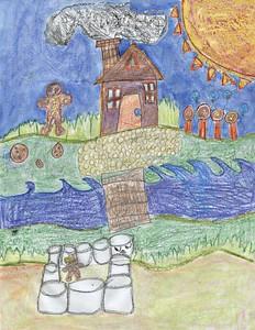 "Aidyn Price, Brockington Elementary Magnet School, ""Candy Lane"""