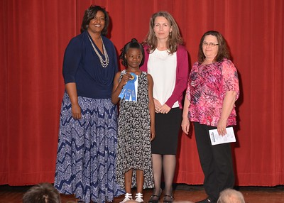 Shontay Dials, Lamar Elementary School