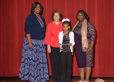 Cloe McMillan, Rosenwald Elementary/Middle School