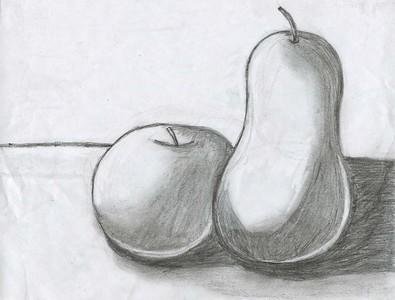 "Hanah Suggs, Brunson-Dargan Elementary School, ""Fruit"""