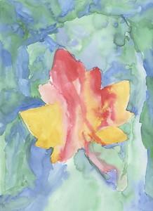 "Lila Douglas, Carolina Elementary School, ""Falling Beauty"""