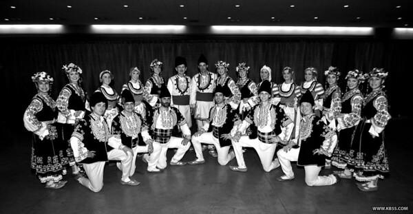 BMNECC's Otets Paissii Dance Ensemble, 2009