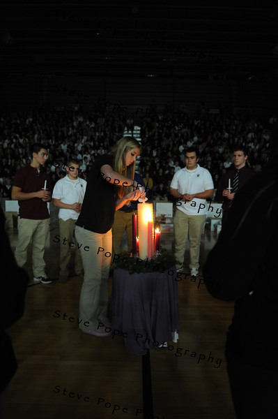 2011 Candle Lighting Ceremony