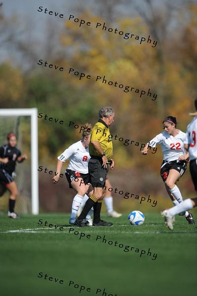 2011 Soccer vs Lake Forest