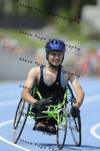 2010 Boys Wheelchair