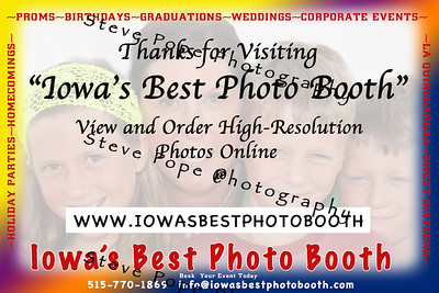 Iowa's Best Photo Booth