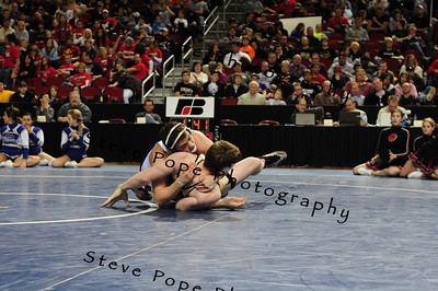 2011 State Wrestling