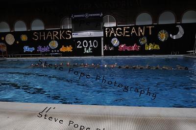 2010 Roosevelt Sharks Swim Team
