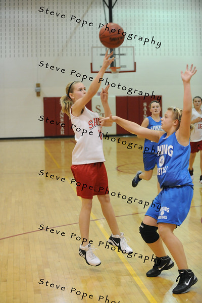 2010 Girls Jr. High Basketball