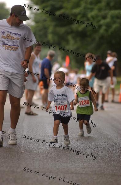 2005 Childrens Race