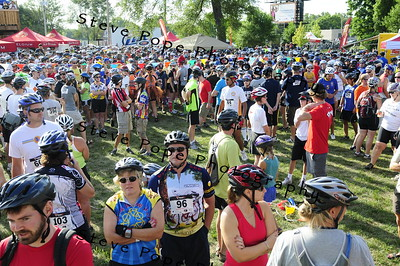 2011 PreRide and Start of Race