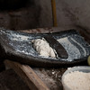 Stone metates are still used throughout Central and South of America to grind corn and wheat.