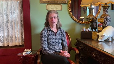 The Herbfarm Proprietor Carrie Van Dyck
