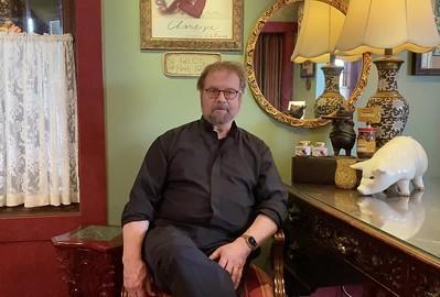 The Herbfarm Proprietor Ron Zimmerman