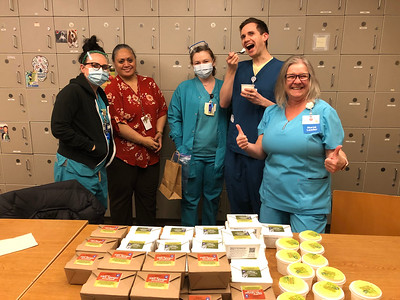 Delivery to Overlake Hospital March 25th