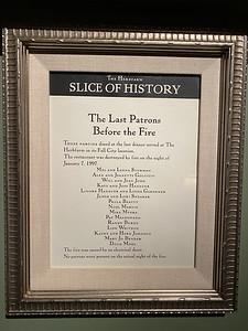 The Herbfarm's Slice of History